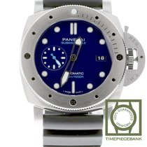 Panerai Luminor Submersible 1950 3 Days Automatic 47mm Bleu