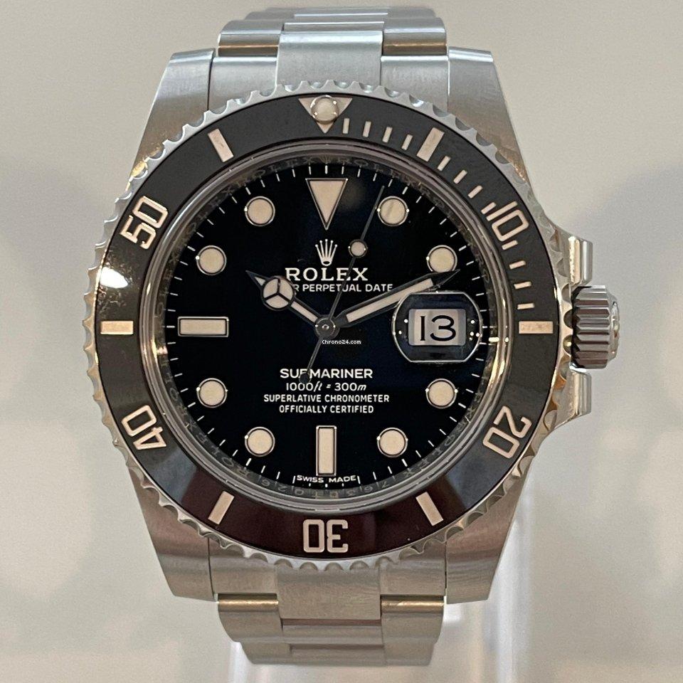 Rolex Submariner Date 116610LN 2019 new