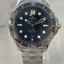 Omega Seamaster Diver 300 M новые 2020 Автоподзавод Часы с оригинальными документами и коробкой 210.30.42.20.01.001
