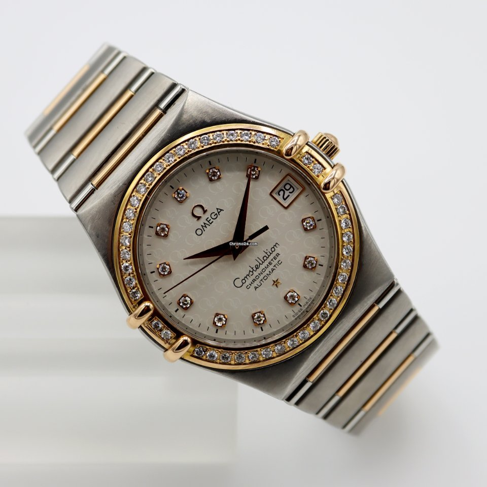 Omega Constellation 1308.35.00 pre-owned