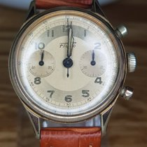 Fludo Steel 37mm Automatic pre-owned United States of America, New Jersey, Upper Saddle River