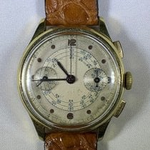 Cyma Gold/Steel 36mm Manual winding Cyma REF. 400L   3909 pre-owned United States of America, California, Woodland Hills