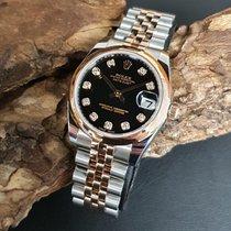 Rolex Lady-Datejust 31mm Noir