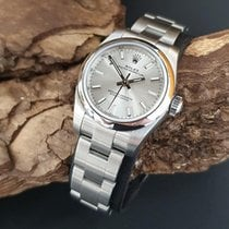 Rolex Oyster Perpetual 26 Steel 26mm Silver