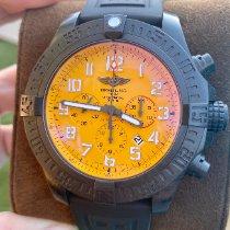 Breitling Avenger Hurricane 50mm Yellow Arabic numerals United States of America, Texas, Plano