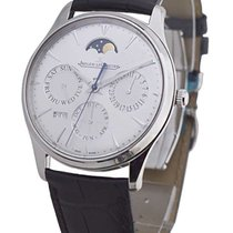 Jaeger-LeCoultre Master Ultra Thin Perpetual 39mm Silber