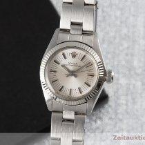 Rolex Oyster Perpetual 26 Gold/Stahl 26mm Silber Deutschland, Chemnitz