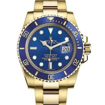 Rolex Submariner Date new Automatic Chronograph Watch with original papers 116618LB