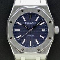 Audemars Piguet Royal Oak Selfwinding Acero 39mm Azul