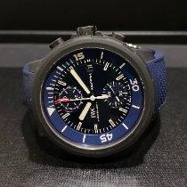 IWC Aquatimer Chronograph Сталь 45mm Синий