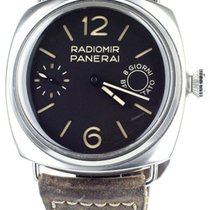 Panerai Radiomir 8 Days Steel 45mm Black United States of America, Illinois, BUFFALO GROVE