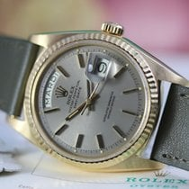 Rolex Day-Date 36 Or jaune 36mm Gris Sans chiffres France, Cannes