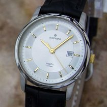 Junghans pre-owned Quartz 29mm Sapphire crystal Not water resistant