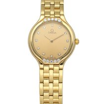 Omega De Ville Yellow gold 24mm Gold United States of America, New York, New York
