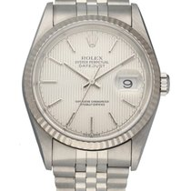 Rolex 16234 Steel 2001 Datejust 36mm pre-owned United States of America, New York, New York