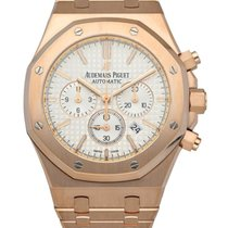 Audemars Piguet 26320OR.00.D088CR.01 Rose gold Royal Oak Chronograph 41mm pre-owned United States of America, New York, New York