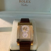 Rolex Cellini Prince Gelbgold Gold Römisch