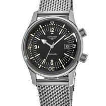 Longines Legend Diver Black United States of America, New York, Brooklyn