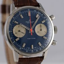 Breitling Top Time Acero 36mm Azul
