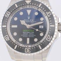 Rolex Sea-Dweller Deepsea Stahl 44mm Blau Deutschland, Heilbronn