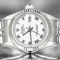 Rolex 79174 White gold 2003 Lady-Datejust 26mm pre-owned United Kingdom, Derbyshire