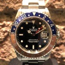 Rolex 16710 Stahl GMT-Master II 40mm gebraucht Deutschland, Köln