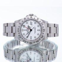 Rolex Explorer II Steel 40mm White