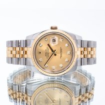 Rolex 116233 Or/Acier 2004 Datejust 36mm occasion