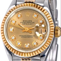 Rolex Datejust Very good Gold/Steel 26mm Automatic United States of America, New York, Greenvale