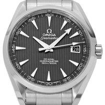 Omega 231.10.42.21.06.001 Acier 2015 Seamaster Aqua Terra 41.5mm occasion