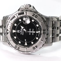 Tudor Tiger Prince Date pre-owned 41mm Steel