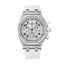 Audemars Piguet Royal Oak Offshore Lady Otel 37mm Argint Arabic