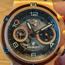 Hublot Classic Fusion 45, 42, 38, 33 mm Rose gold Transparent United States of America, Virginia, Virginia Beach