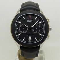 Piaget Polo S Steel 42mm Black