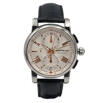 Montblanc 4810 Steel Star 4810 43mm pre-owned