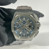 Audemars Piguet Royal Oak Offshore Chronograph Titanium 44mm Grey No numerals United States of America, Florida, Miami
