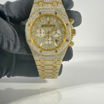 Audemars Piguet Royal Oak Chronograph Yellow gold 41mm Gold No numerals United States of America, Florida, Miami