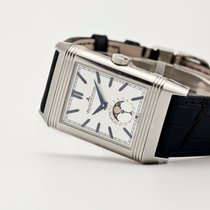 Jaeger-LeCoultre Reverso (submodel) Q3958420 Unworn Steel 49.4mm Manual winding United States of America, New Jersey, Oradell