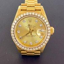 Rolex Lady-Datejust 69178 Muy bueno Oro amarillo 26mm Automático México, Queretaro