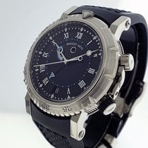 Breguet Marine White gold 45mm Black Roman numerals