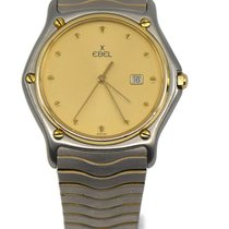 Ebel Sport Gold/Steel 34mm Gold Roman numerals United States of America, New York, New York