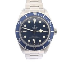 Tudor Black Bay Fifty-Eight Stahl 39mm Blau Schweiz, Geneva