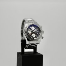 Breitling Avenger II pre-owned 43mm Grey Chronograph Date