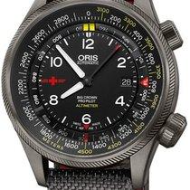 Oris 01 733 7705 4264-Set5 23 16GFC 2021 Big Crown ProPilot Altimeter 47mm nouveau