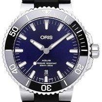 Oris Steel 43.5mm Automatic 01 733 7730 4135-07 4 24 64EB new