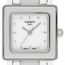 Tissot Cera Steel 26mm White