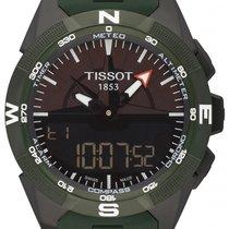 Tissot T-Touch Expert Solar T110.420.47.051.00 Neu Keramik 45mm Chronograph Deutschland, Schwabach
