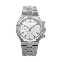 Vacheron Constantin Overseas Chronograph Steel 40mm Silver No numerals United States of America, Pennsylvania, Bala Cynwyd