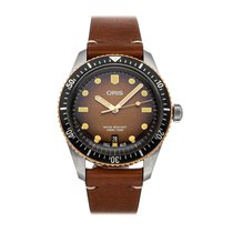 Oris 01 733 7707 4356-07 5 20 45 Steel Divers Sixty Five 40mm pre-owned United States of America, Pennsylvania, Bala Cynwyd