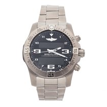 Breitling Exospace B55 Connected Titanium 46mm Black Arabic numerals United States of America, Pennsylvania, Bala Cynwyd